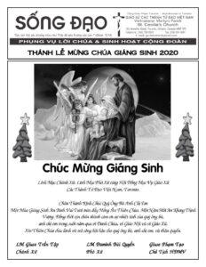 Thánh Lễ Mừng Chúa Giáng Sinh 2020